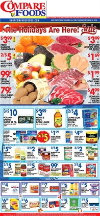 Water deals in Compare Foods
