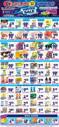 Grocery & Drug offers in the Compare Foods catalogue in Salisbury NC ( 1 day ago )