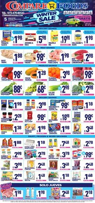 Grocery & Drug offers in the Compare Foods catalogue in Fayetteville NC ( 3 days left )