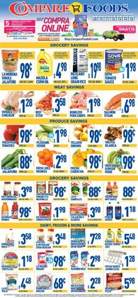Compare Foods catalogue ( Expires tomorrow )