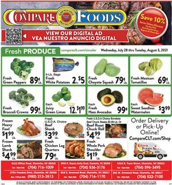 Compare Foods deals in the Compare Foods catalog ( 4 days left)
