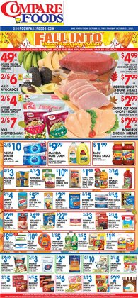 Grocery & Drug deals in the Compare Foods catalog ( Expires today)