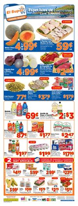 El Super deals in the Riverside CA weekly ad
