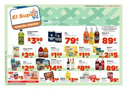 El Super deals in the Fontana CA weekly ad