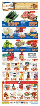 El Super deals in the Santa Ana CA weekly ad