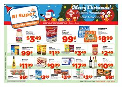 El Super deals in the Phoenix AZ weekly ad