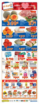 Beer deals in the El Super weekly ad in Phoenix AZ