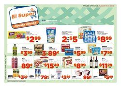 El Super deals in the Tucson AZ weekly ad