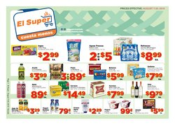 Grocery & Drug deals in the El Super weekly ad in Las Vegas NV