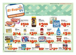 El Super deals in the Tempe AZ weekly ad