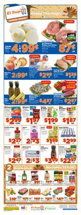 El Super deals in the West Hollywood CA weekly ad