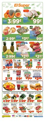 El Super deals in the Los Angeles CA weekly ad