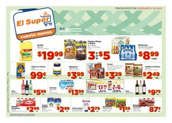 El Super catalogue in Vista CA ( Expires tomorrow )