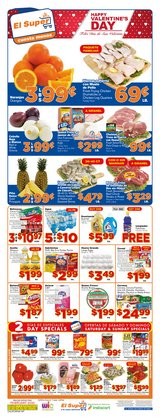 Grocery & Drug offers in the El Super catalogue in Baldwin Park CA ( Expires today )
