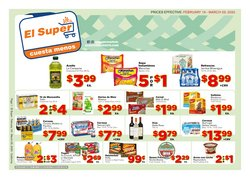 Grocery & Drug offers in the El Super catalogue in Pomona CA ( 7 days left )