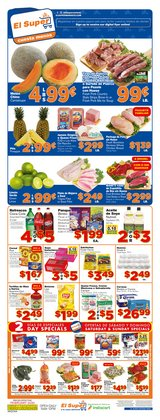 Grocery & Drug offers in the El Super catalogue in Phoenix AZ ( 3 days left )