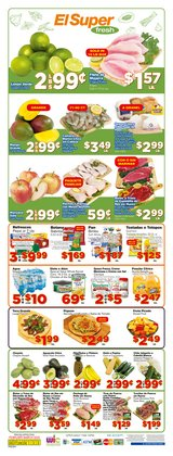 Grocery & Drug offers in the El Super catalogue in Lomita CA ( 1 day ago )