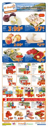 Grocery & Drug offers in the El Super catalogue in Baldwin Park CA ( 2 days left )