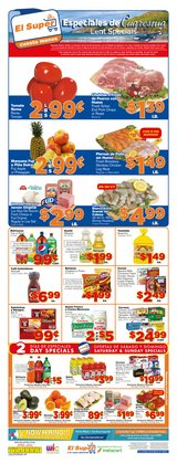 Grocery & Drug offers in the El Super catalogue in San Bernardino CA ( 2 days left )