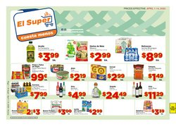 Grocery & Drug offers in the El Super catalogue in Scottsdale AZ ( 7 days left )