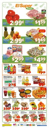Grocery & Drug offers in the El Super catalogue in Rosemead CA ( Expires today )