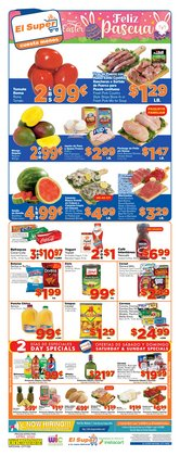 Grocery & Drug offers in the El Super catalogue in Oceanside CA ( 1 day ago )