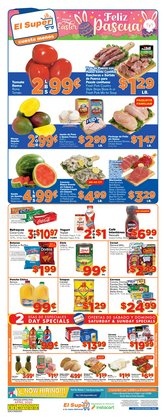 Grocery & Drug offers in the El Super catalogue in Carlsbad CA ( 1 day ago )