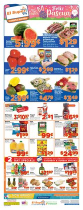 Grocery & Drug offers in the El Super catalogue in Lakewood CA ( 1 day ago )