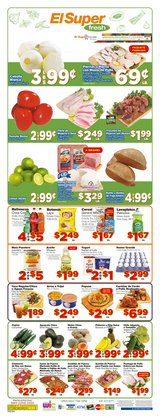 Grocery & Drug offers in the El Super catalogue in Carson CA ( Expires today )