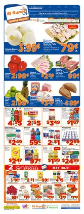 Grocery & Drug offers in the El Super catalogue in San Diego CA ( 2 days left )
