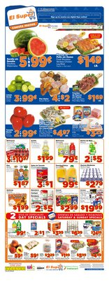 Grocery & Drug offers in the El Super catalogue in Gardena CA ( 3 days left )