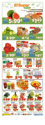 Grocery & Drug offers in the El Super catalogue in Pasadena CA ( 1 day ago )