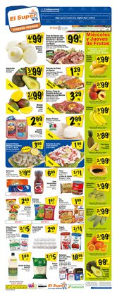 Grocery & Drug offers in the El Super catalogue in Fullerton CA ( Published today )