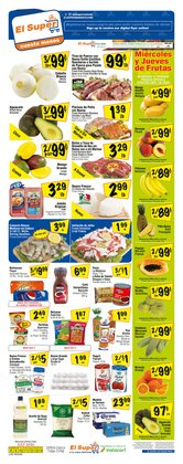 Grocery & Drug offers in the El Super catalogue in Henderson NV ( 3 days left )