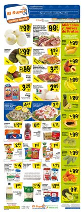 Grocery & Drug offers in the El Super catalogue in Tempe AZ ( Expires tomorrow )