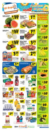 Grocery & Drug offers in the El Super catalogue in San Marcos CA ( Expires tomorrow )
