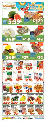 Grocery & Drug offers in the El Super catalogue in Inglewood CA ( 2 days ago )