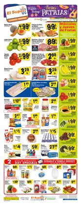 Grocery & Drug offers in the El Super catalogue in Las Vegas NV ( Expires tomorrow )