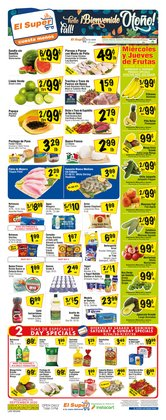 Grocery & Drug offers in the El Super catalogue in North Las Vegas NV ( 2 days left )