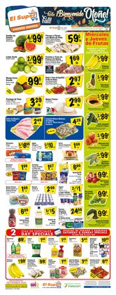 Grocery & Drug offers in the El Super catalogue in San Diego CA ( Expires tomorrow )