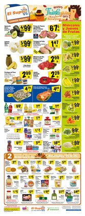 Grocery & Drug offers in the El Super catalogue in Montebello CA ( Expires tomorrow )