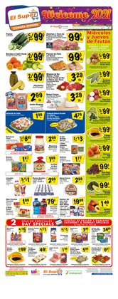 Grocery & Drug offers in the El Super catalogue in Redondo Beach CA ( 2 days ago )