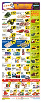 Grocery & Drug offers in the El Super catalogue in North Las Vegas NV ( 2 days ago )