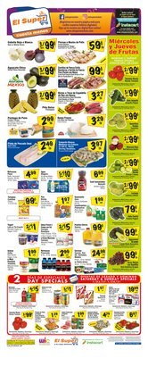 Grocery & Drug offers in the El Super catalogue in Arcadia CA ( 2 days left )