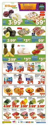 Grocery & Drug offers in the El Super catalogue in San Gabriel CA ( Expires today )