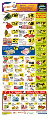 Grocery & Drug offers in the El Super catalogue in Fontana CA ( 1 day ago )