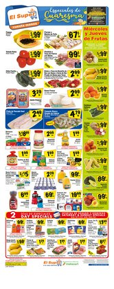El Super catalogue ( Expires today )