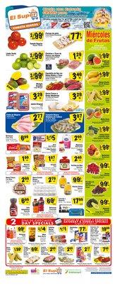 El Super deals in the El Super catalog ( Expired)