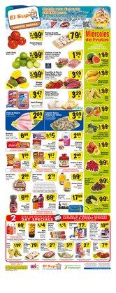 El Super deals in the El Super catalog ( Expires today)