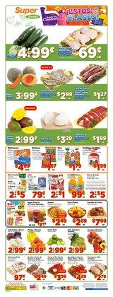 El Super catalog ( Published today)